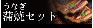 うなぎ蒲焼きセット